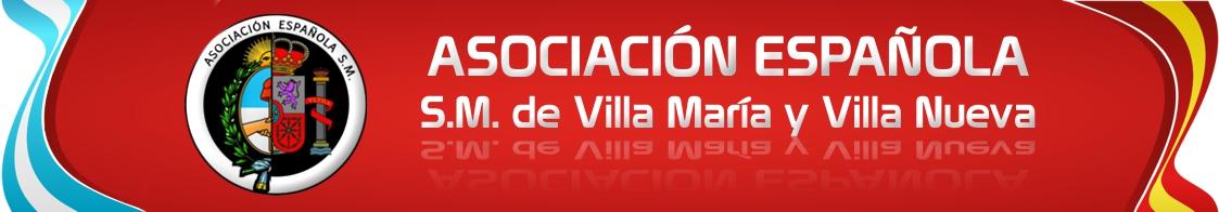 Asociación Española de Villa María y Villa Nueva